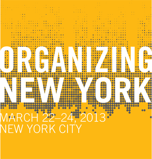 Organizing NY Conference Logo