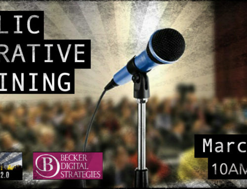 Public Narrative Training