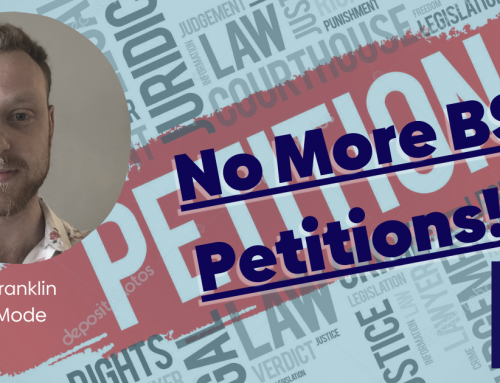 Online Petitions that Aren't BS with Mikey Franklin